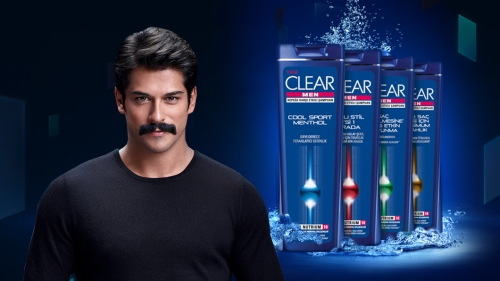Clear Men-Burak Özçivit