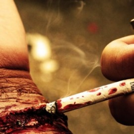Sigara Karşıtı 13 Reklam Afişi